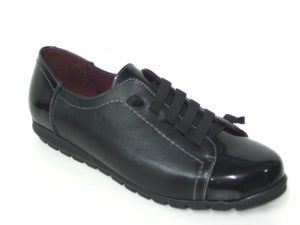 G5 CHAROL SPACE Y MADISON NEGRO PTA-PIEL P-TUBO 39-46